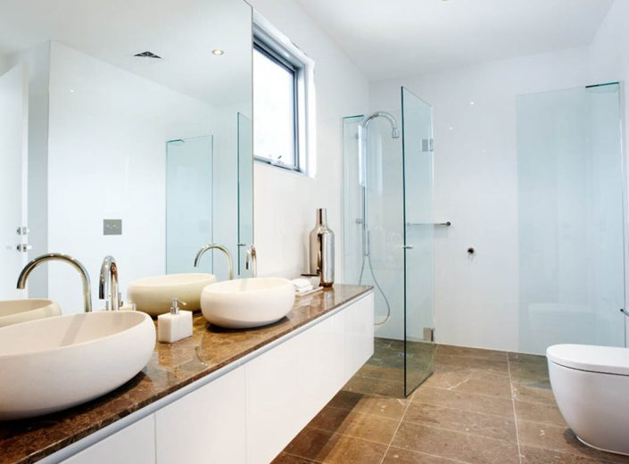 Stunning bathrooms built for you