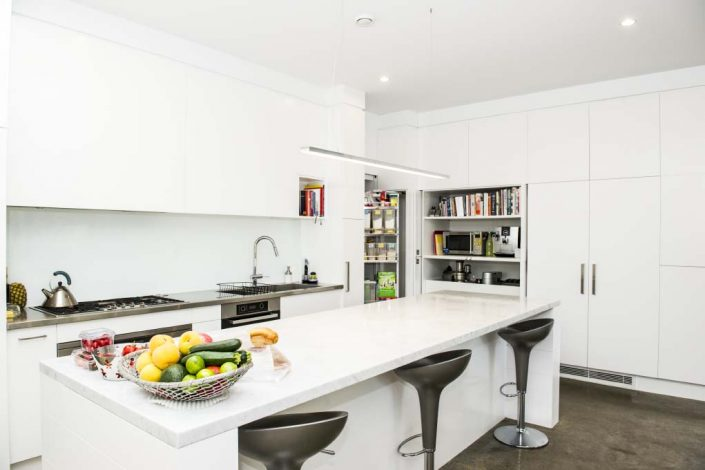 Parkville kitchen tibco designs